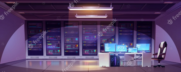 control panel options for your web server