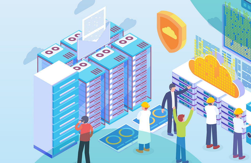 what is cloud hosting and its advantages