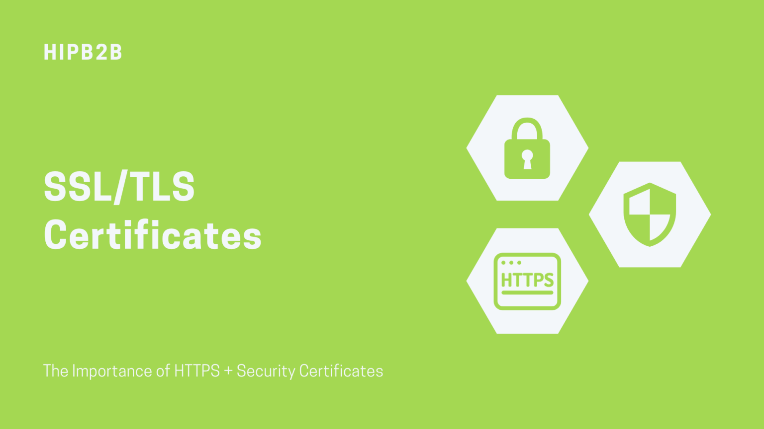 what is https and why is it very important