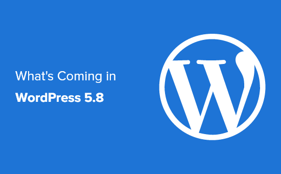 The New And Exciting Features of WordPress 5.8